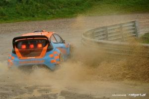 3 runda - Mistrzostwa Polski Rallycross